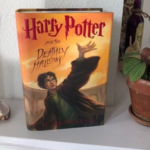 Harry Potter First Edition 2007 Hardback
